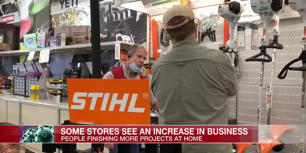 DIY projects gaining popularity during the pandemic