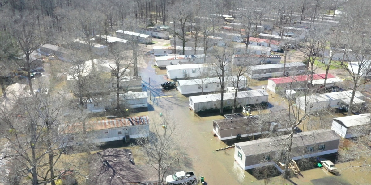 Governor Reeves announces disaster loans for small businesses affected by Pearl River flooding