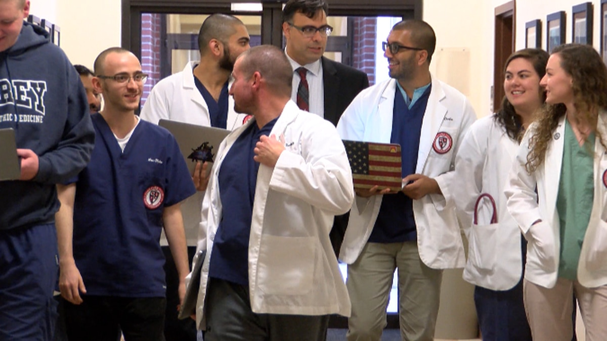 WCU College of Osteopathic Medicine ranks 3rd nationwide