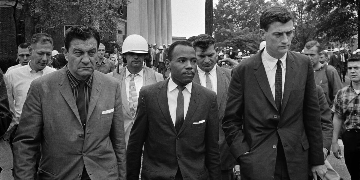 Flashback to Miss. in 1962, how politics and power ended deadly
