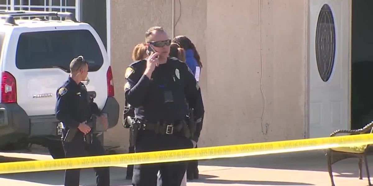 5, including 3 children, killed in shooting