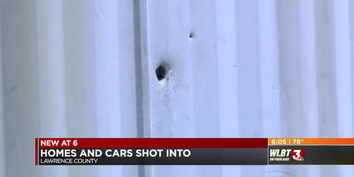 Local feud in Lawrence County leads to multiple shootings on same rural road