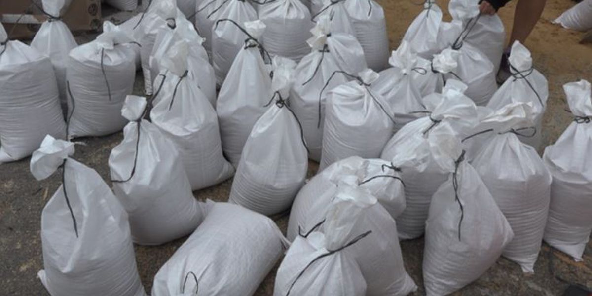 Sandbags available in Hancock County as Hurricane Delta approaches