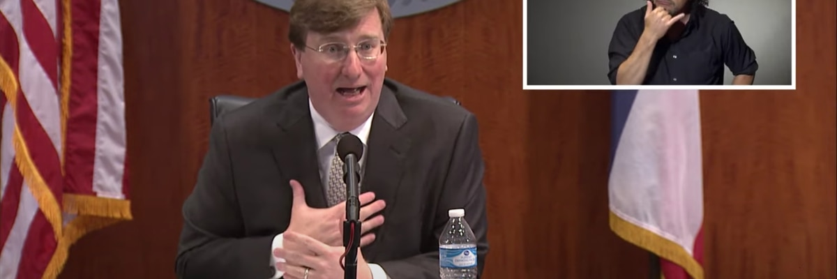 Reeves reflects on pandemic response, blames himself for labeling some businesses 'nonessential'