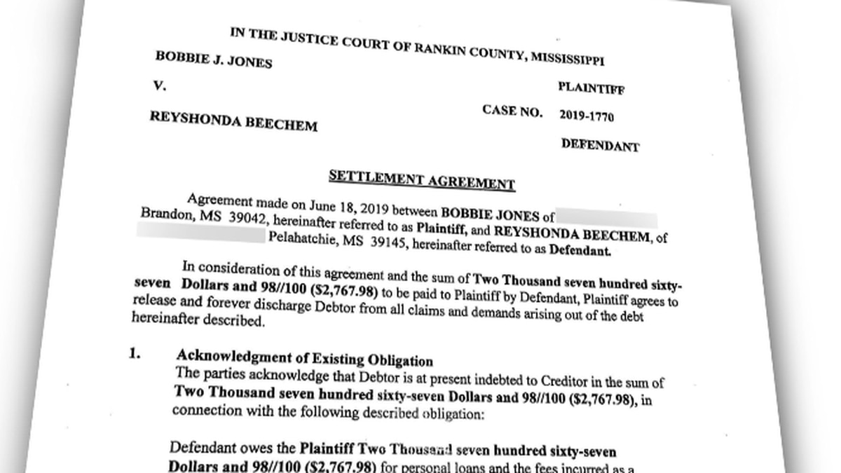 Exclusive: Pelahatchie mayor agrees to pay thousands after settling civil suit