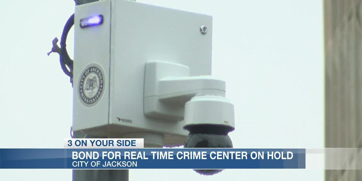 Bond request for Jackson police's real time crime center put on hold