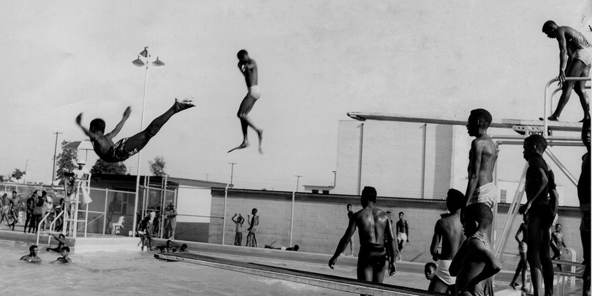 The Mississippi Department of Archives and History hosts discussion on the desegregation of pools in Jackson