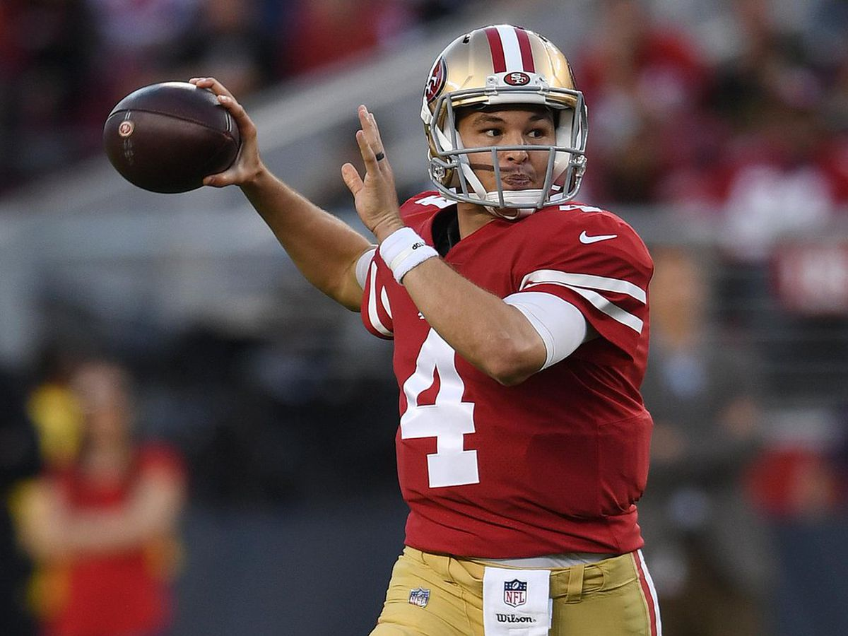 Mullens earns second start with 49ers