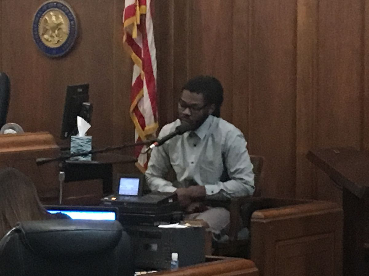 Trial Day 3: Zebulum James takes the stand, while defending himself in murder trial
