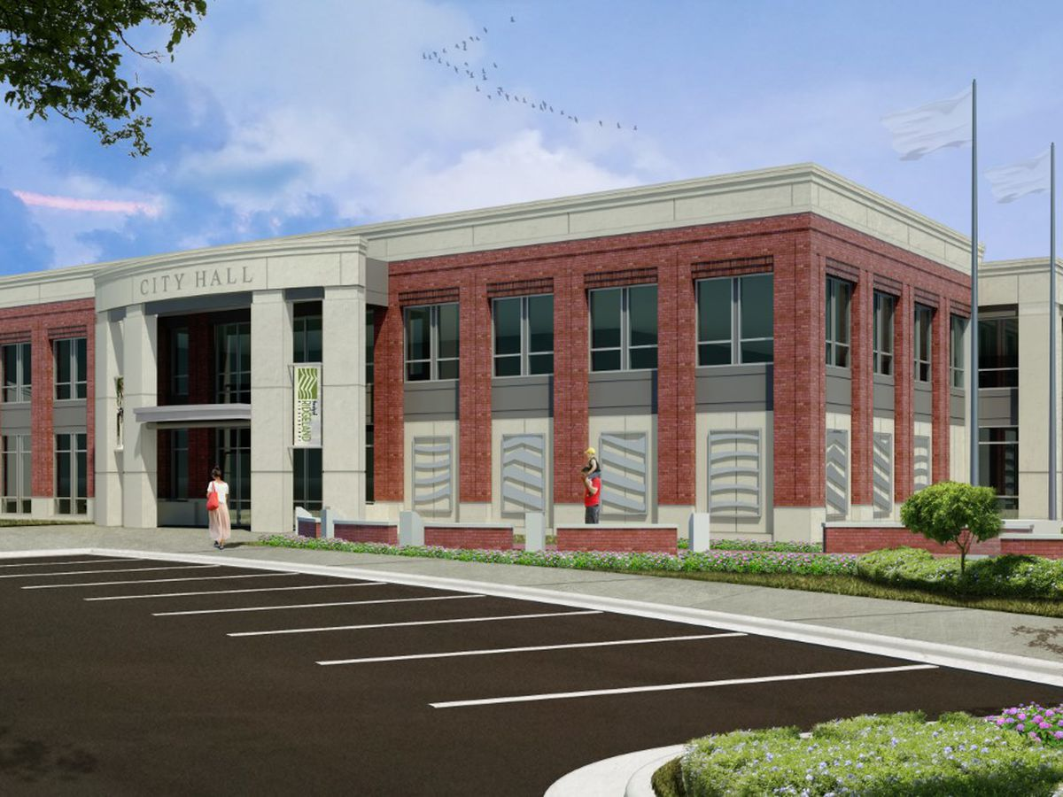 City of Ridgeland to break ground on new City Hall