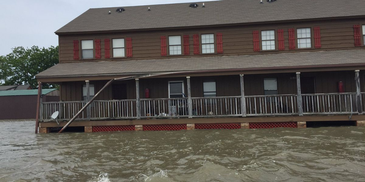 """Mother Nature has beaten us"": Evacuations underway as Eagle Lake continues to rise"