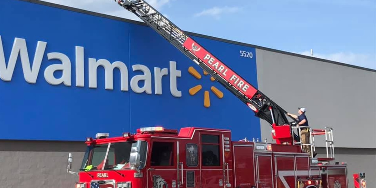 Walmart in Pearl given all clear after air conditioning unit pumps smoke into store