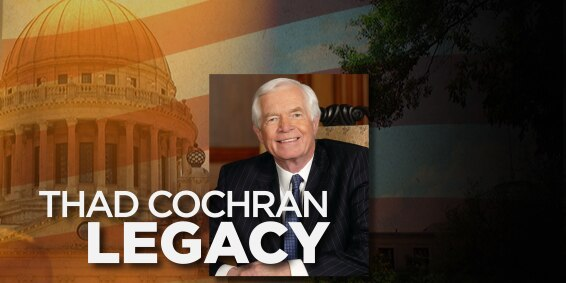 Remembering Thad Cochran's legacy and impact on Mississippi