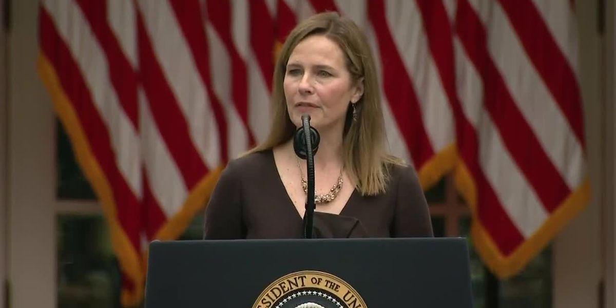 Miss. Senators welcome nomination of Judge Amy Coney Barrett for Supreme Court