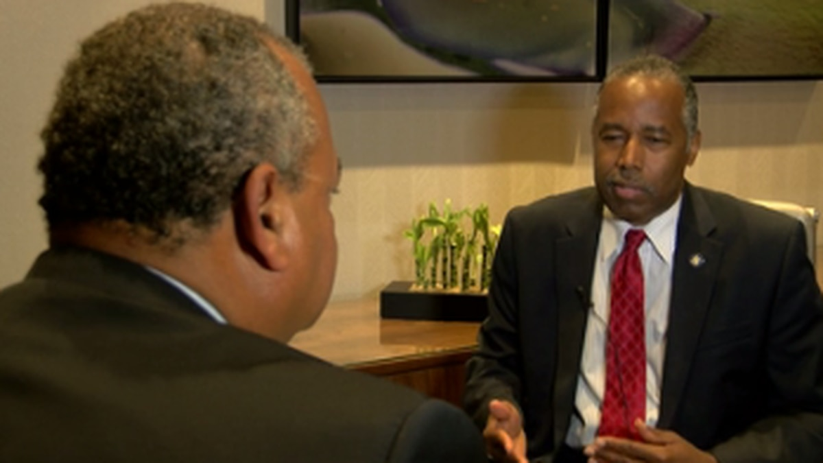 3 On Your Side Exclusive: HUD Secretary Ben Carson weighs in on whistleblower and impeachment
