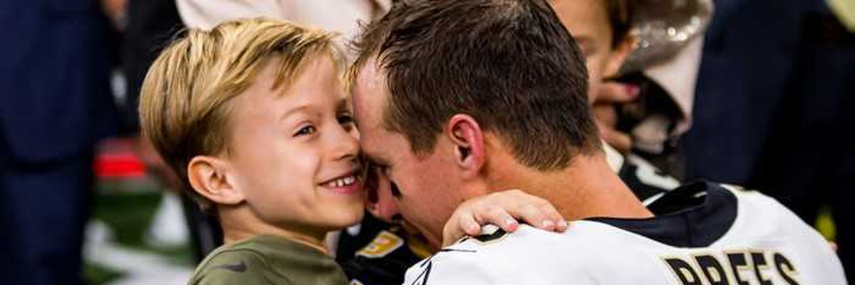 President Obama: Brees ... Always a class act