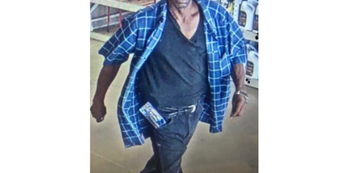 Clinton police looking to identify shoplifting suspect