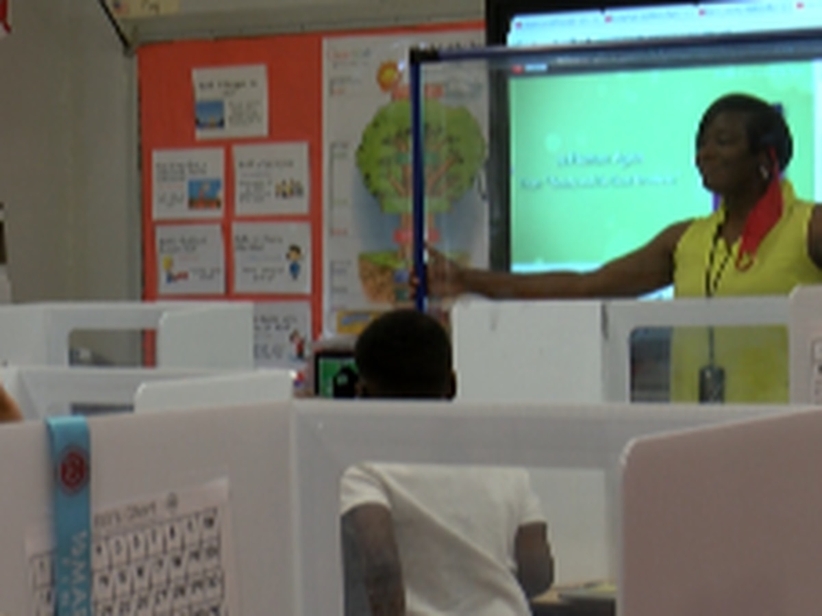 Traditional learning underway at HPSD
