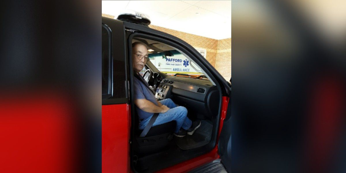 'I was knocking on death's door': Fire chief home after 45-day fight against COVID-19