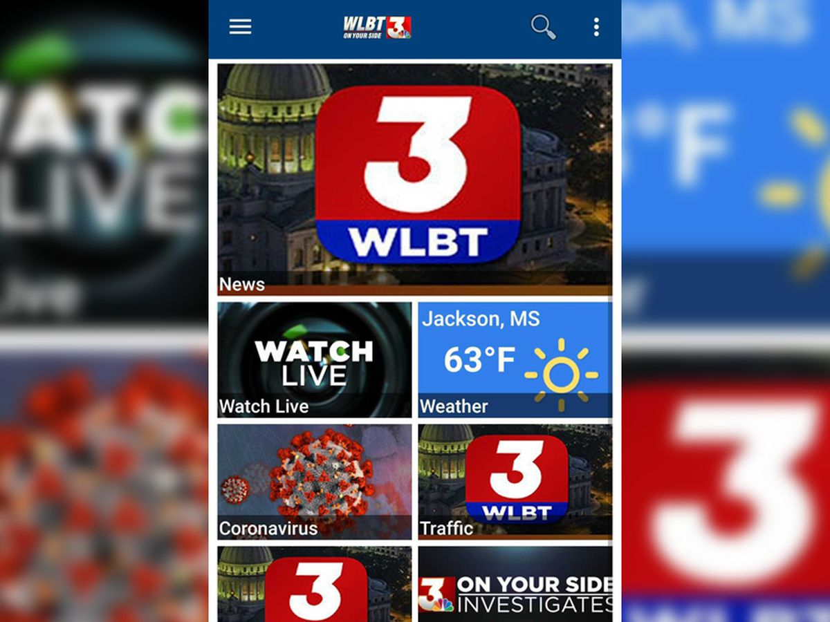 Here's how to get the all-new WLBT app