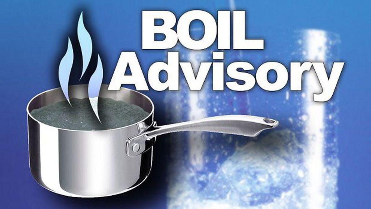 Entire Presidential Hills subdivision under boil water notice