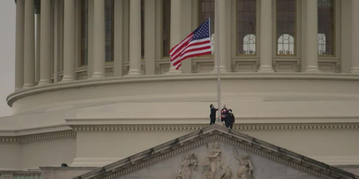 Gov. Reeves calls for flags to fly at half-staff after violence at U.S. Capitol