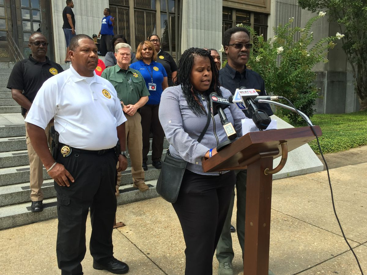 Colendula Green endorses Victor Mason for Hinds County Sheriff