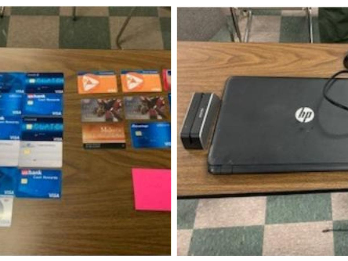 Five arrested in multi-state car theft ring in Madison; dozens of fake credit cards found