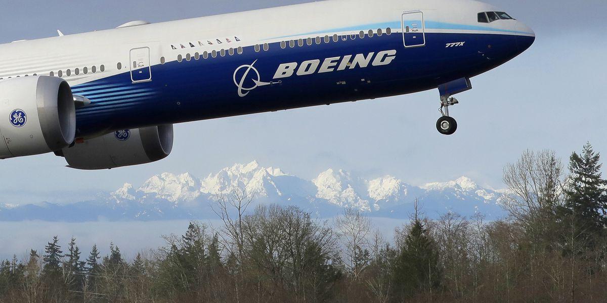 Boeing slashes 12,000 jobs as virus seizes travel industry