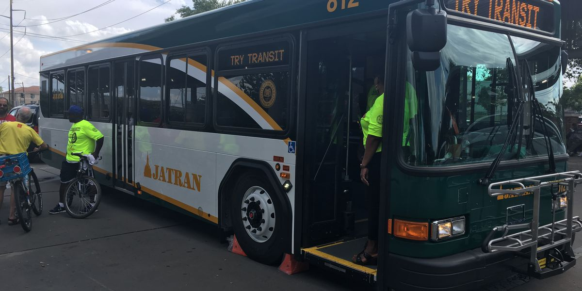JATRAN introduces new vehicles and possible changes on 'Try Transit Day'