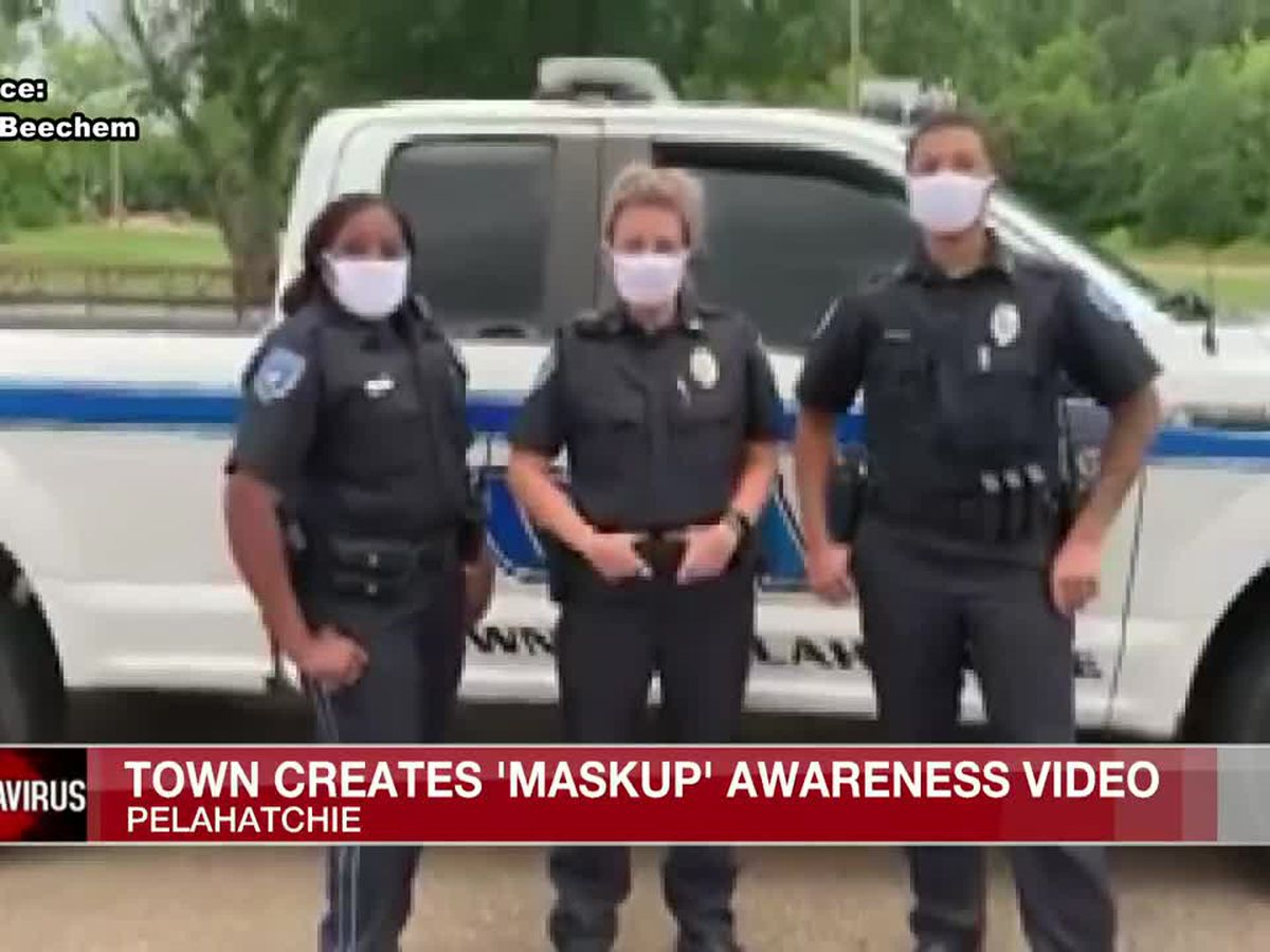 Pelahatchie creates 'maskup' awareness video
