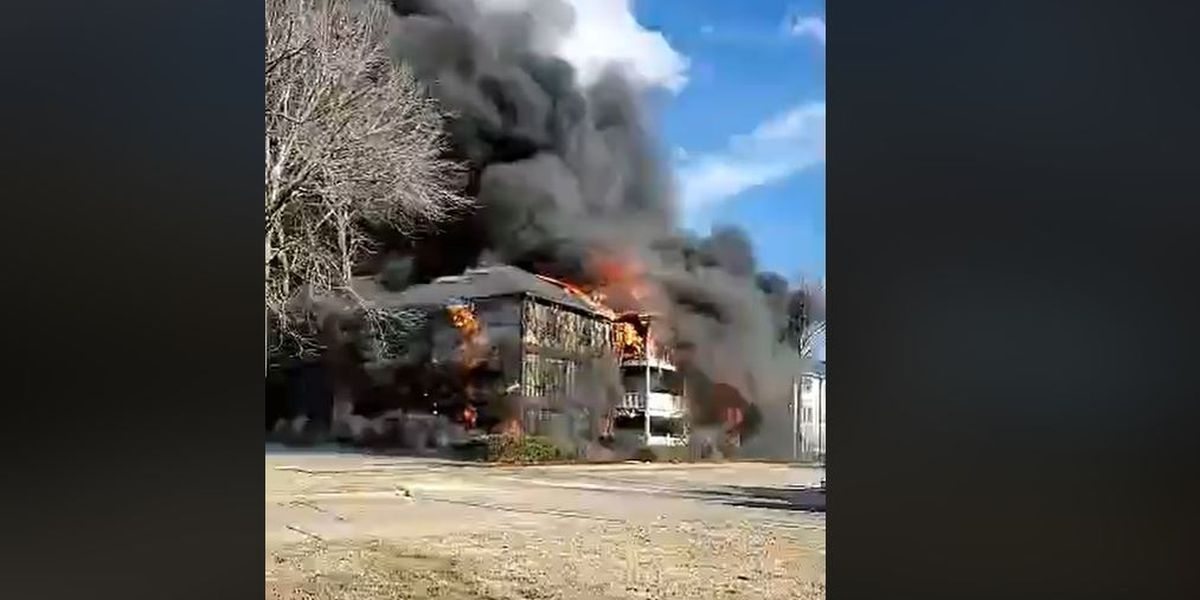 Electrical issue blamed for Vicksburg apartment fire