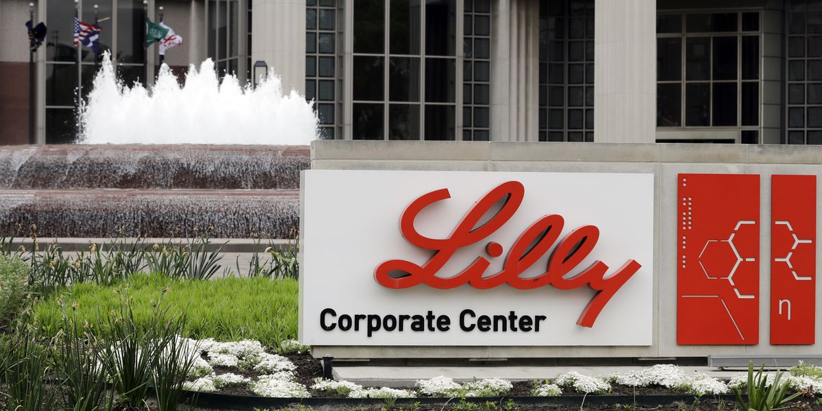 Eli Lilly: Drug can prevent COVID-19 illness in nursing homes