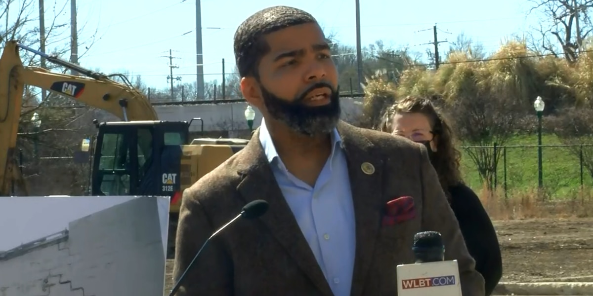 Lumumba: No reason to believe the fire at water treatment plant was intentional