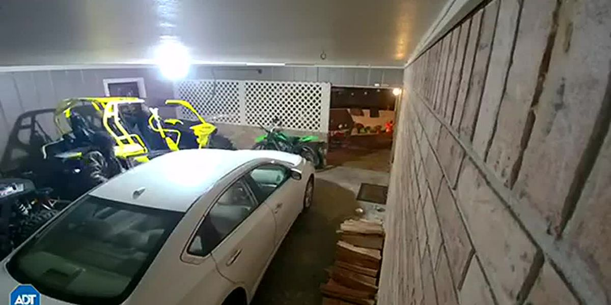 Man breaks into car in Brandon neighborhood, steals several items including a gun