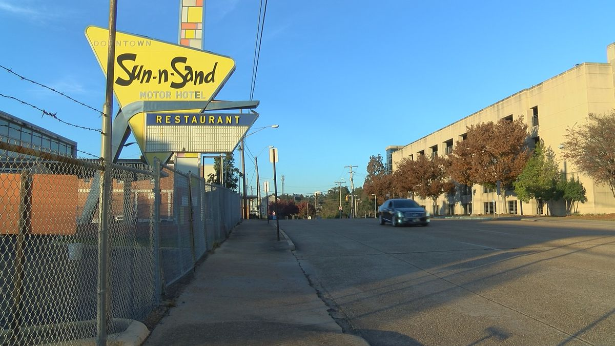Petition in motion to help Sun-N-Sand Hotel become protected landmark