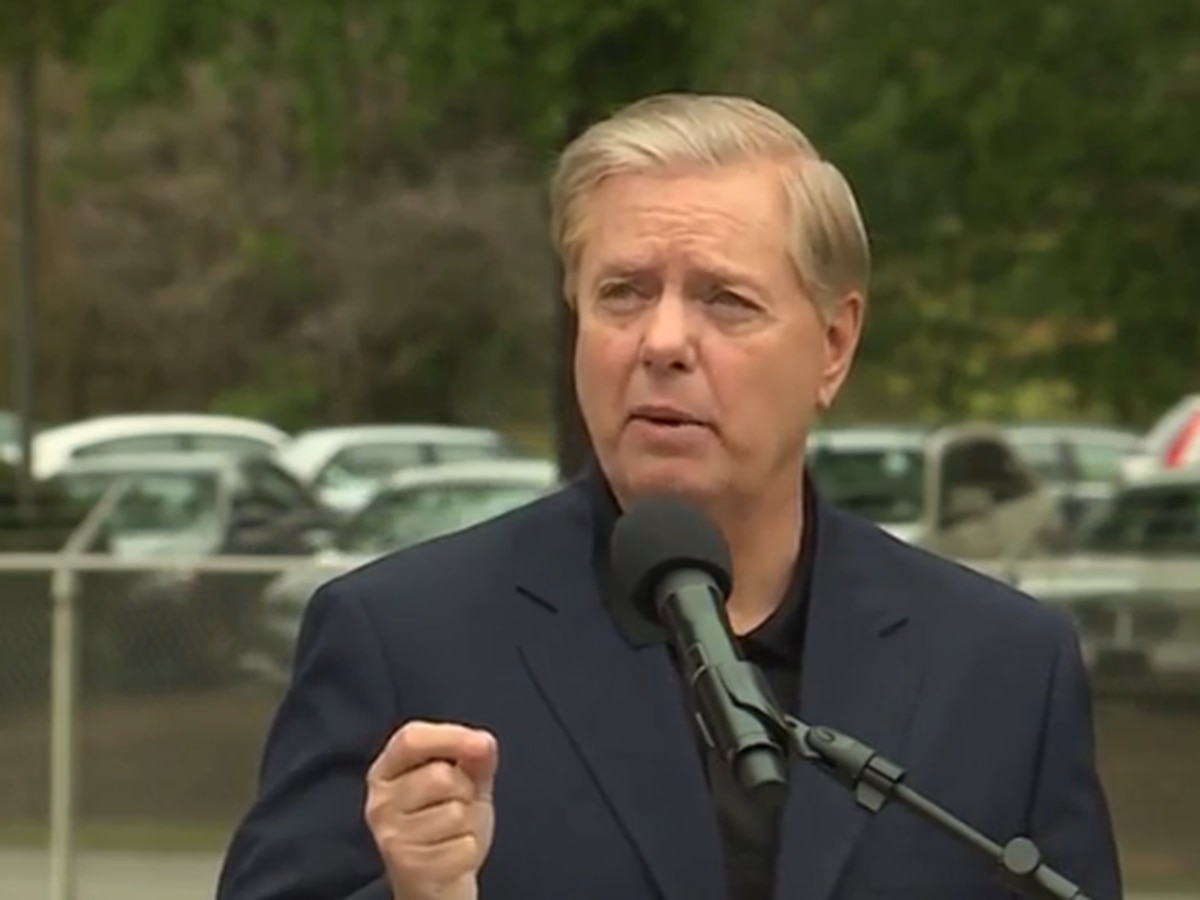 Graham: Trump should attend Biden's inauguration