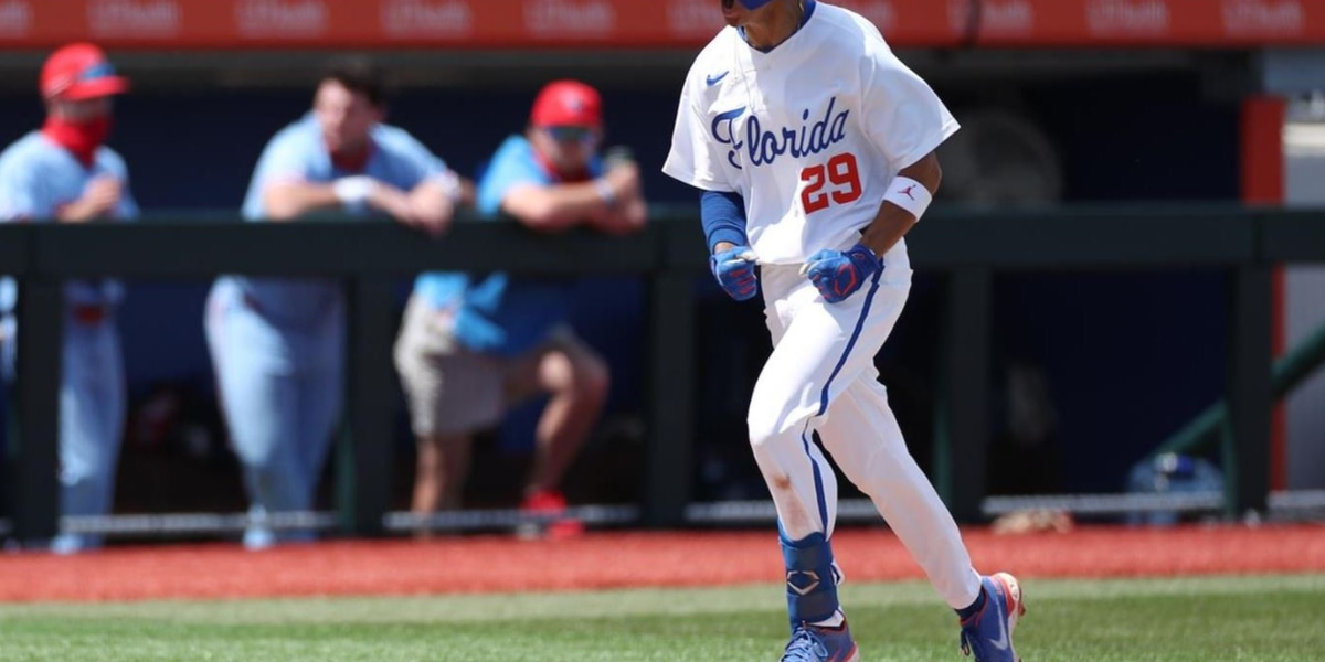 Ole Miss comes up short at Florida for first series loss