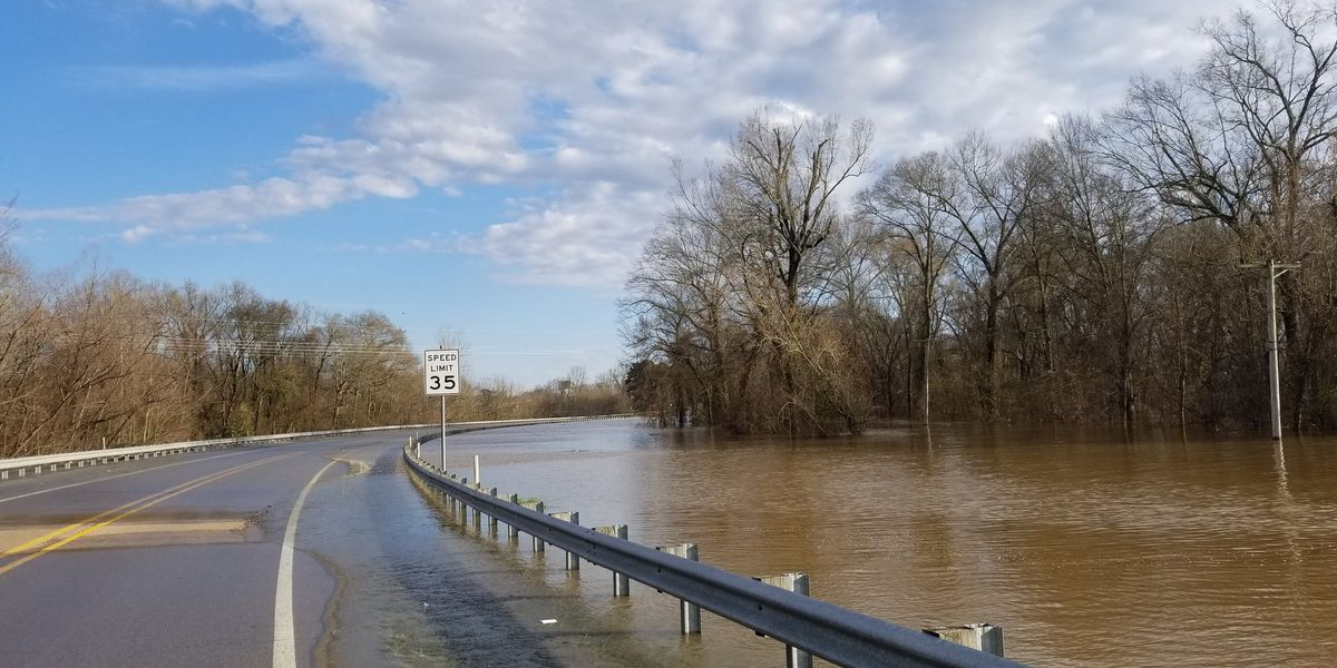 TRAFFIC IMPACT: Which roads are closed due to flooding