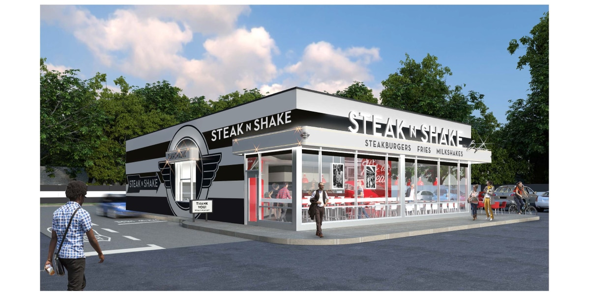 Steak 'n Shake to open in Clinton