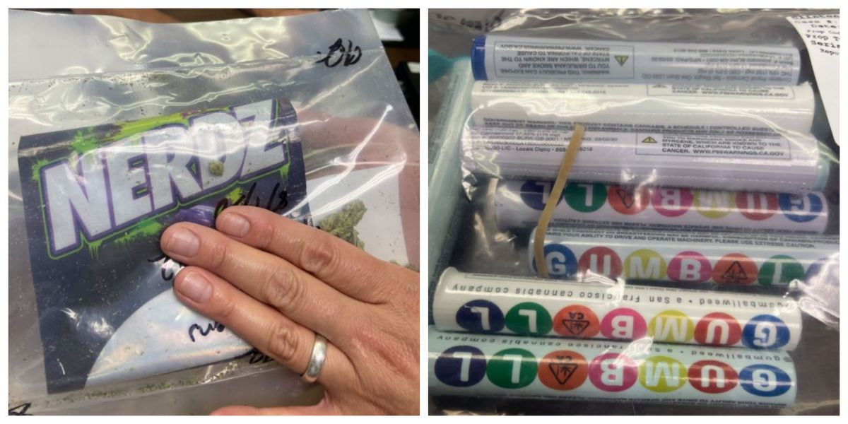 Clinton PD warns parents of marijuana edibles designed to look like regular candy