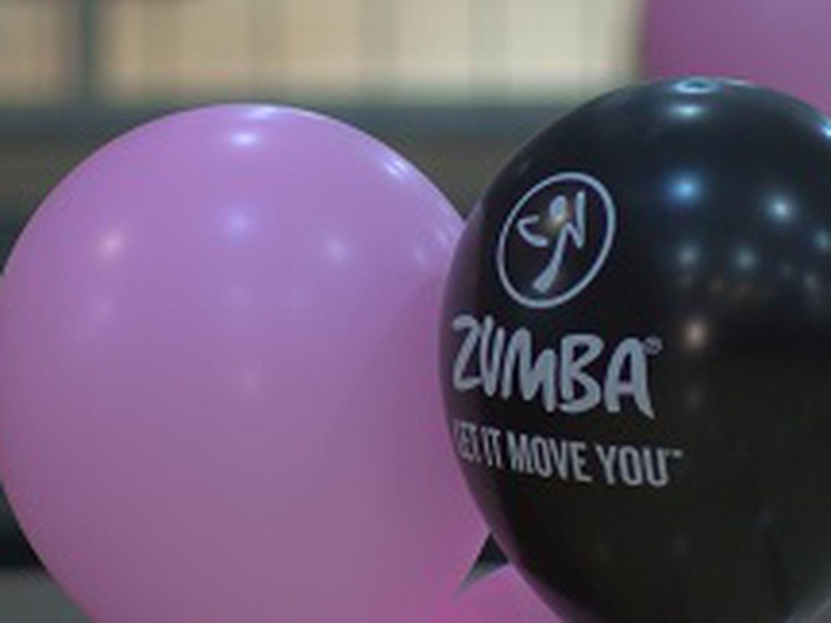 Annual zumbathon held to raise money in fight against breast cancer