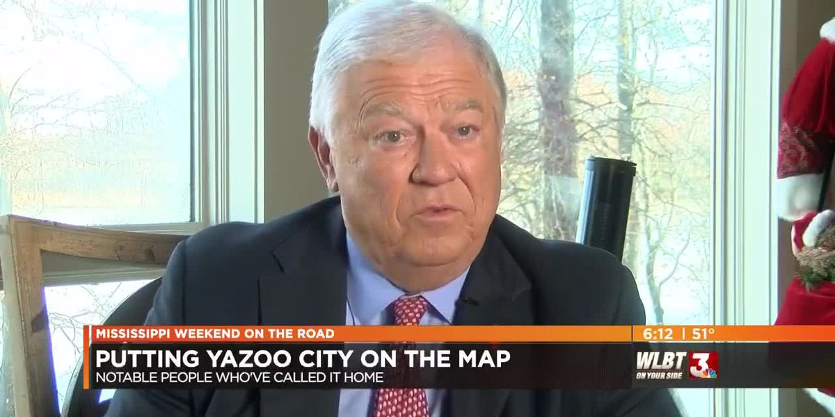 VIDEO: Haley Barbour reflects on notable folks from Yazoo City