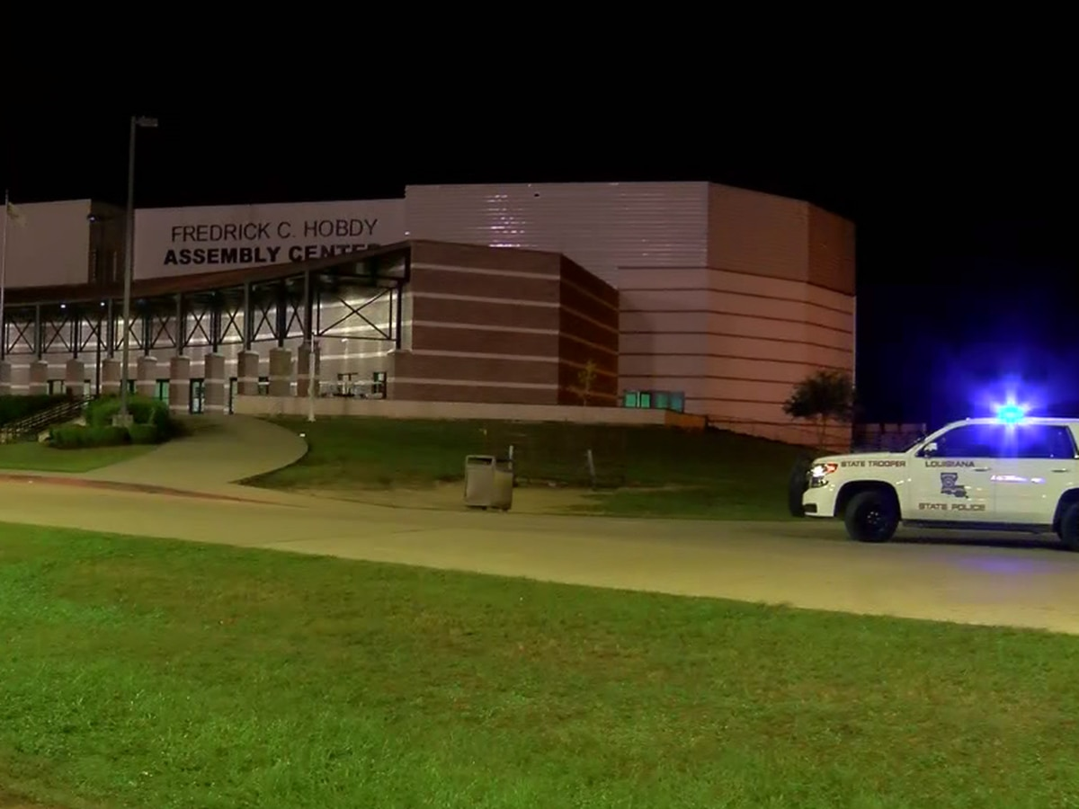Suspect arrested in shooting at Grambling State University