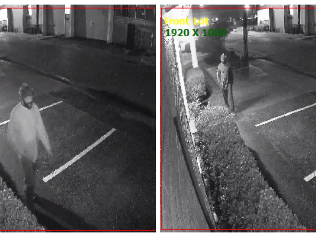 Two men wanted for breaking into Jackson liquor store; cigarettes, cigars stolen