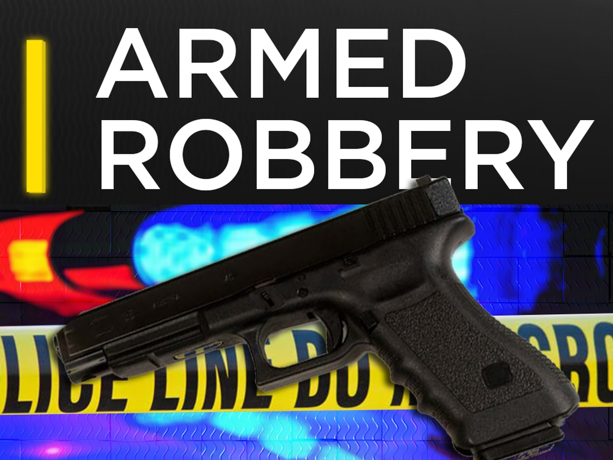 Ridgeland mini-mart robbed by armed suspect
