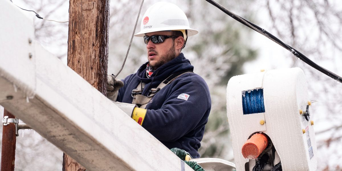 Tens of thousands of people still without power