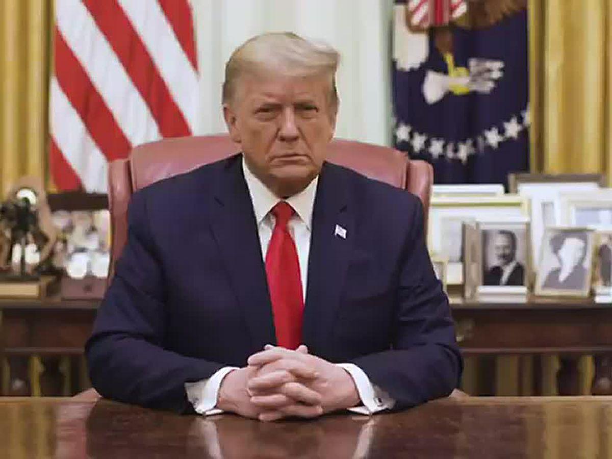 Trump to leave Washington on morning of Biden's inauguration