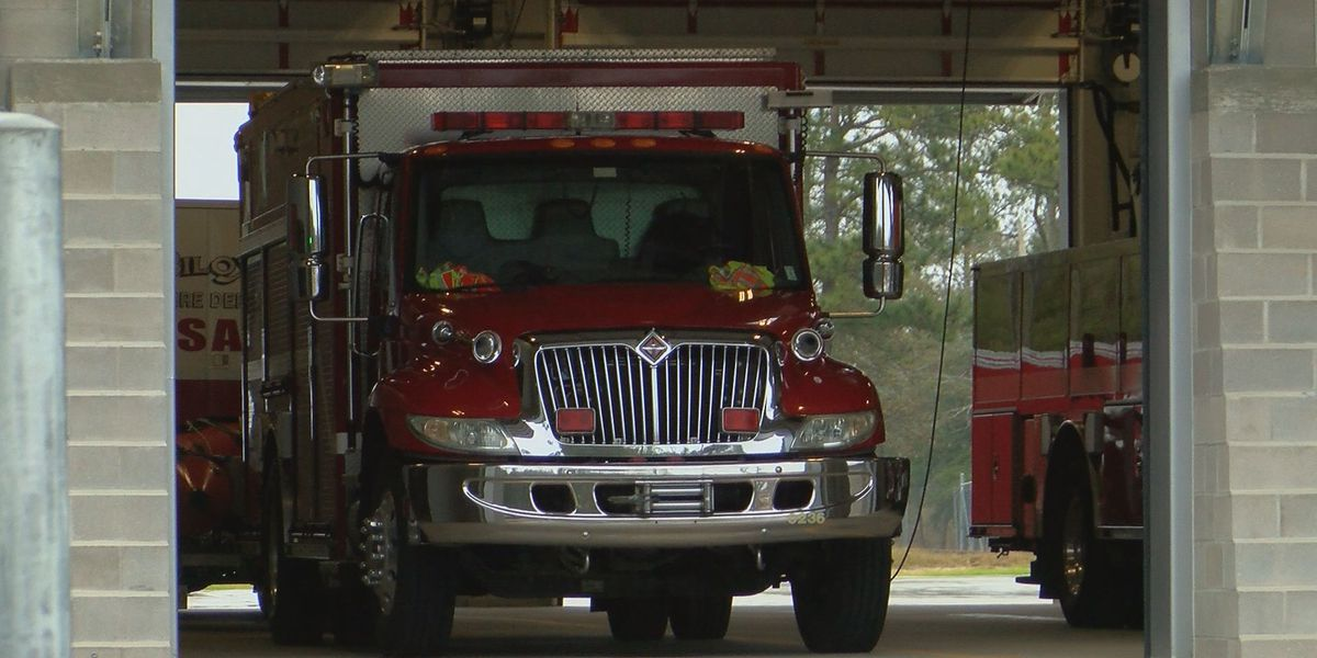 City of Biloxi announces third member of Biloxi Fire Department to test positive for coronavirus