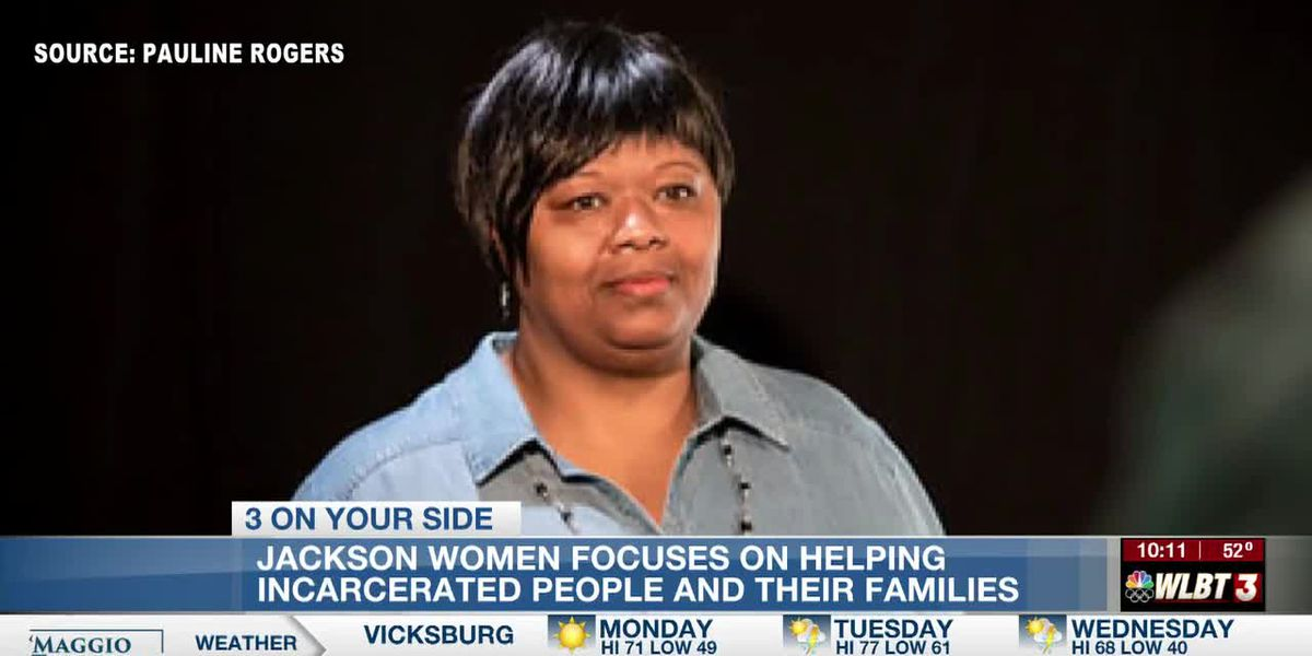 Women's History Month: Woman helps formerly incarcerated people and their families